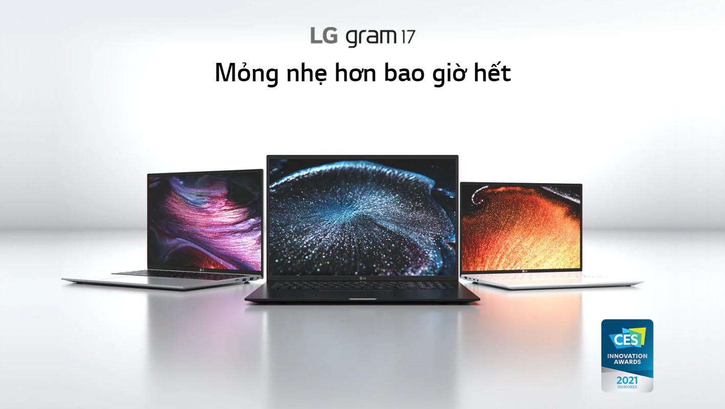 Laptop LG Gram 17ZD90P-G.AX71A5
