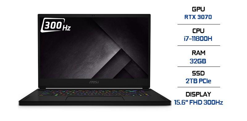 Laptop MSI GS66 Stealth 11UG 210VN