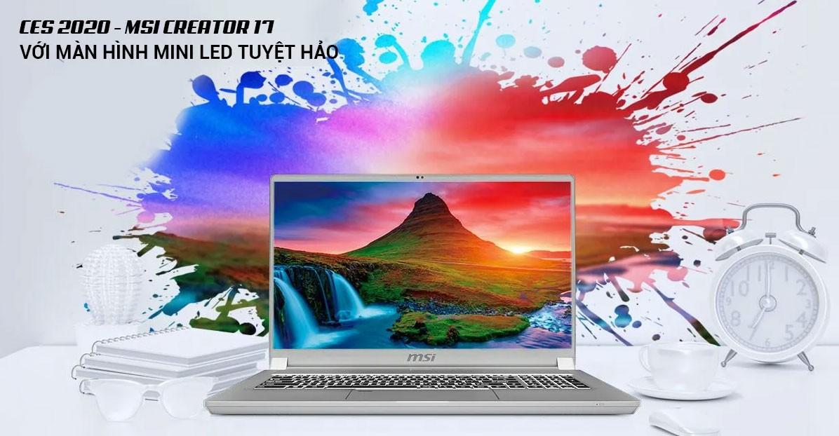 Laptop MSI Creator 17 B11UH
