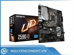 Mainboard Gigabyte Z590 D