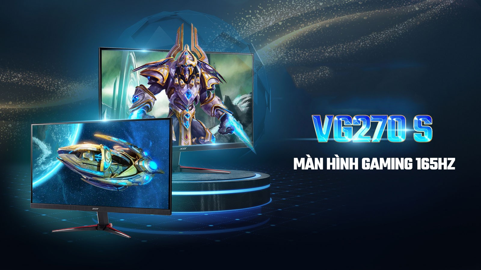 Màn hình Acer Nitro VG270 S