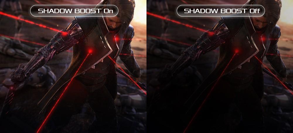 Công nghệ Shadow Boost