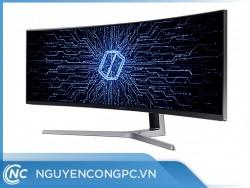 Màn hình Samsung QLED LC49HG90 ( 49 inch/ 3840 x 1080/ VA/ HDMI/ 144Hz/ 1ms/ Cong)