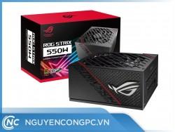 Nguồn ASUS ROG Strix 550G (Fully modular, 550W)