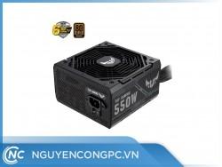 Nguồn máy tính ASUS TUF GAMING 550W Bronze
