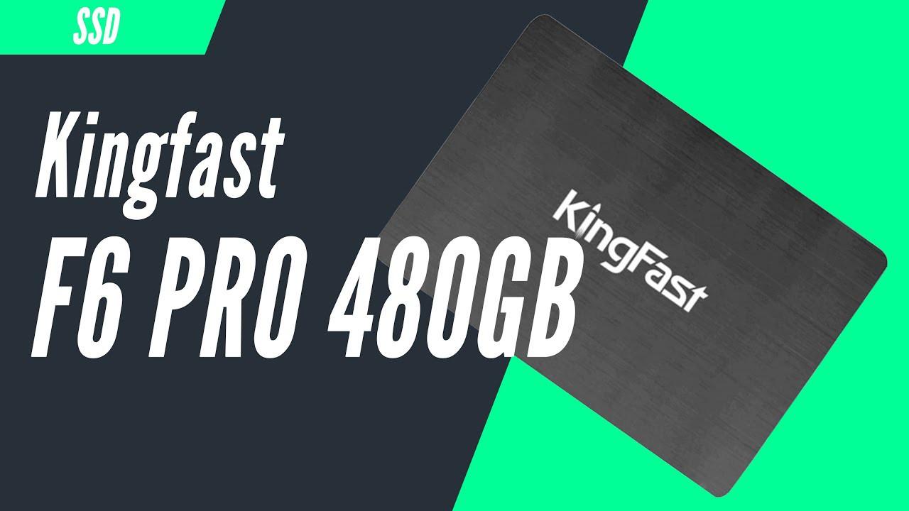 Ổ cứng SSD Kingfast F6 Pro 480GB 2.5 inch SATA3