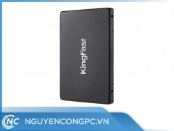 Ổ cứng SSD Kingfast F6 Pro 480GB 2.5 inch SATA3 (Đọc 560MB/s - Ghi 540MB/s)