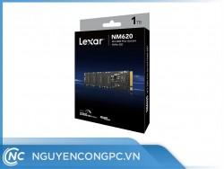 Ổ cứng SSD Lexar NM620 1TB (NVMe Gen3x4/ Đọc 3300MB/s / Ghi 3000MB/s)