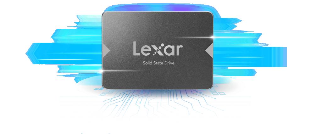Ổ cứng SSD Lexar NS100