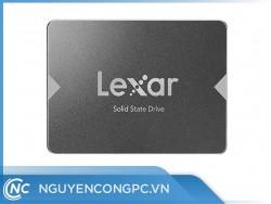 """Ổ cứng SSD Lexar NS100 512GB (2,5 """"SATA III/ Đọc 520MBps/ Ghi 550MBps)"""