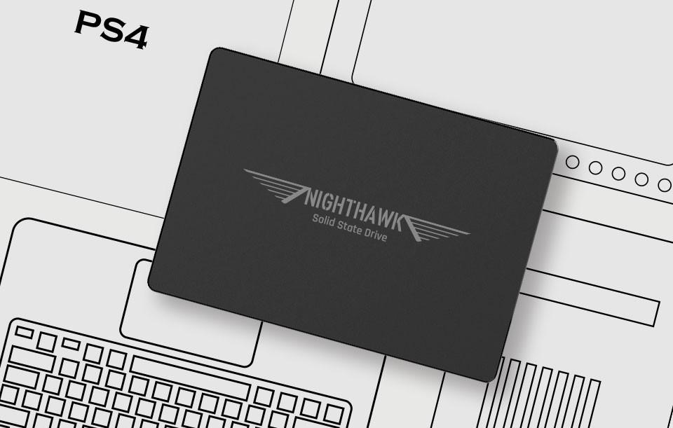 Ổ cứng SSD Verico Nighthawk 240GB