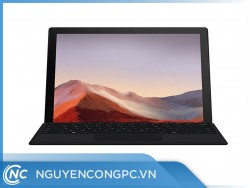 Máy tính bảng  Microsoft Surface Pro 7 (Black/12.3 inch/i7/16G/256Gb)
