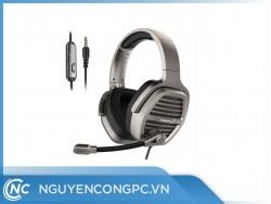 Tai nghe XIBERIA V21U 7.1 Sound LED lighting - Iron Grey
