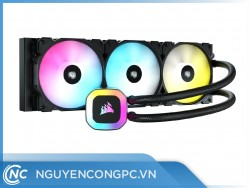 Tản nhiệt nước Corsair H150 RGB