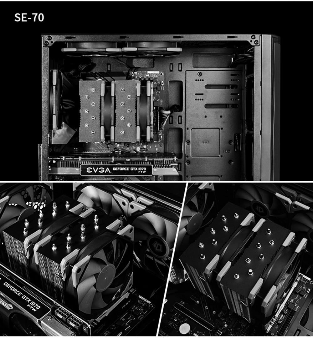 Tản Nhiệt Khí ID Cooling SE-70