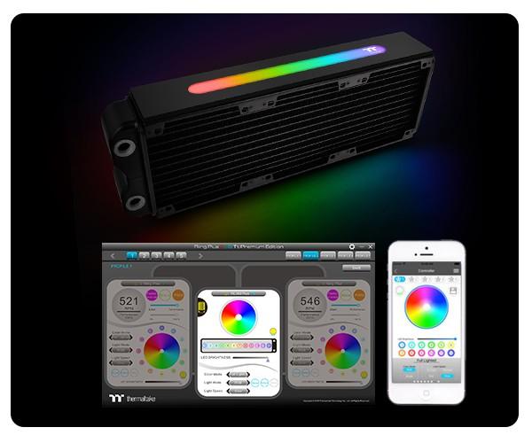 PHẦN MỀM & ỨNG DỤNG TT RGB PLUS