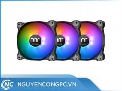 Quạt tản nhiệt Pure Plus 12 RGB TT Premium Edition (Gói 3 quạt)