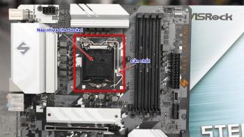 Hướng dẫn cài đặt CPU Intel đúng cách