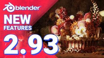 Download Blender 2.93 LTS miễn phí