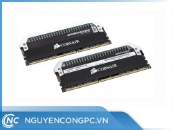Ram Corsair DOMINATOR PLATINUM RGB 16GB (2x8GB) DDR4 DRAM 3200MHz