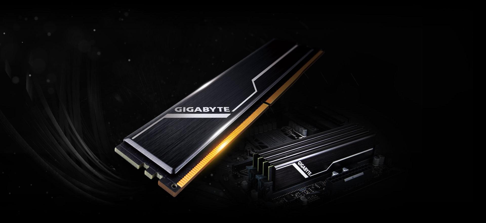 GIGABYTE CLASSIC BLACK DRAM