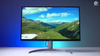 LG 27UP850: Màn hình 4K 27 inch màu sắc chính xác nhưng không thiếu công nghệ cho chơi game