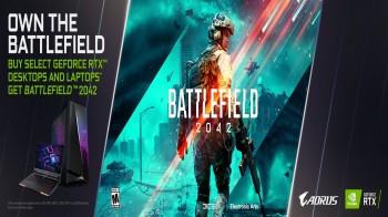 "Mua Card đồ họa RTX 30 Series GIGABYTE/AORUS - Tặng game ""bom tấn"" Battlefield 2042"