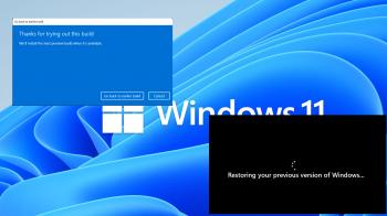 Hướng dẫn cách gỡ windows 11 và cách khắc phục Windows muốn update lên Windows 11