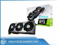 Card màn hình MSI GeForce RTX 3090 SUPRIM 24G