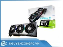 Card màn hình MSI GeForce RTX 3090 SUPRIM X 24G