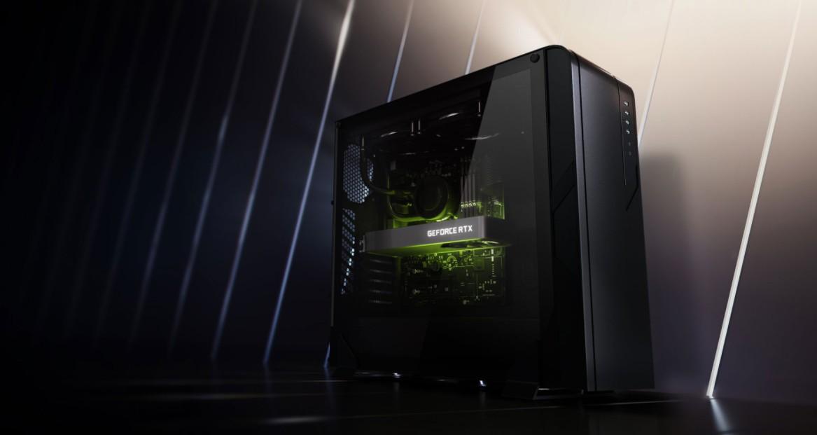 Card đồ họa MSI GeForce 3060 Ti AERO ITX OC