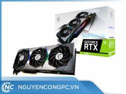 Card màn hình MSI GeForce RTX 3080 SUPRIM SE 10G