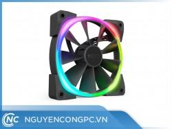 Quạt Tản Nhiệt NZXT AER RGB 2 (140mm/91CFM/PWM/FDB)
