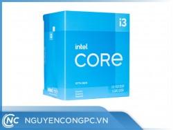 CPU Intel Core i3-10105F (3.7GHz turbo 4.4Ghz | 4 Nhân 8 Luồng | 6MB Cache | 65W)