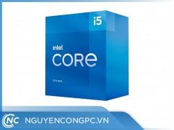 CPU Intel Core i5-11400F (6 Nhân 12 Luồng | Up To 4.4GHz | 12M Cache | 65W)