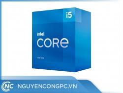 CPU Intel Core i5-11600 (6 Nhân 12 Luồng | Turbo 4.8GHz | 12M Cache | 65W)