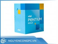 CPU Intel Pentium Gold G6405 (2 nhân | 4 luồng | 4.1 GHz | 4MB Cache)