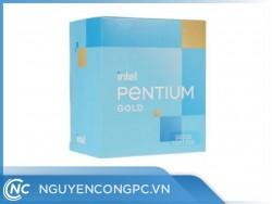 CPU Intel Pentium Gold G6505 (2 nhân   4 luồng   4.2 GHz   UHD 630)