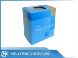 CPU Intel Pentium Gold G6605 (2 nhân   4 luồng   4.3 GHz   UHD 630)