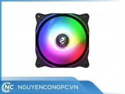 Fan Vitra Rainbow RGB LED 12CM