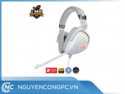 Tai Nghe ASUS ROG Delta White Edition