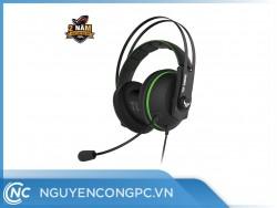 Tai Nghe ASUS TUF Gaming H7 Core Green