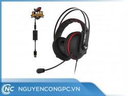 Tai Nghe ASUS TUF Gaming H7 Red