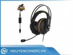 Tai Nghe ASUS TUF Gaming H7 Yellow