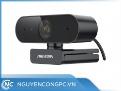 Webcam HIKVISION DS-U02 (FHD/AGC/Mic)