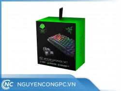 Razer PBT Keycap Upgrade Set - Razer Green