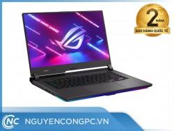Laptop ASUS ROG Strix G15 G513IH-HN015T (R7-4800H |  RAM 8GB | SSD 512GB | GTX 1650 | 15.6Inch FHD IPS 144Hz | Xám)
