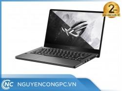 Laptop ASUS ROG Zephyrus G14 GA401QC-HZ032T (Ryzen7-5800HS | 16GB | 512GB | RTX 3050 4GB | 14 inch FHD | Win 10 | Xám)