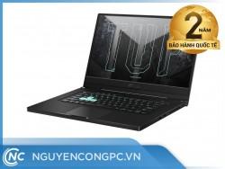 Laptop ASUS TUF Dash F15 FX516PC-HN001T (i7-11370H   RAM 8GB   SSD 512GB   RTX 3050 4GB   15.6 FHD IPS 144Hz     Xám)
