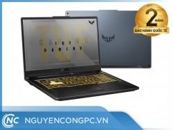 Laptop ASUS TUF Gaming A17 FA706IU-HX406T (Ryzen 7-4800H   RAM 8GB   SSD 512GB   GTX 1660 Ti 6GB   17.3 inch FHD   Win 10   Gun Metal)